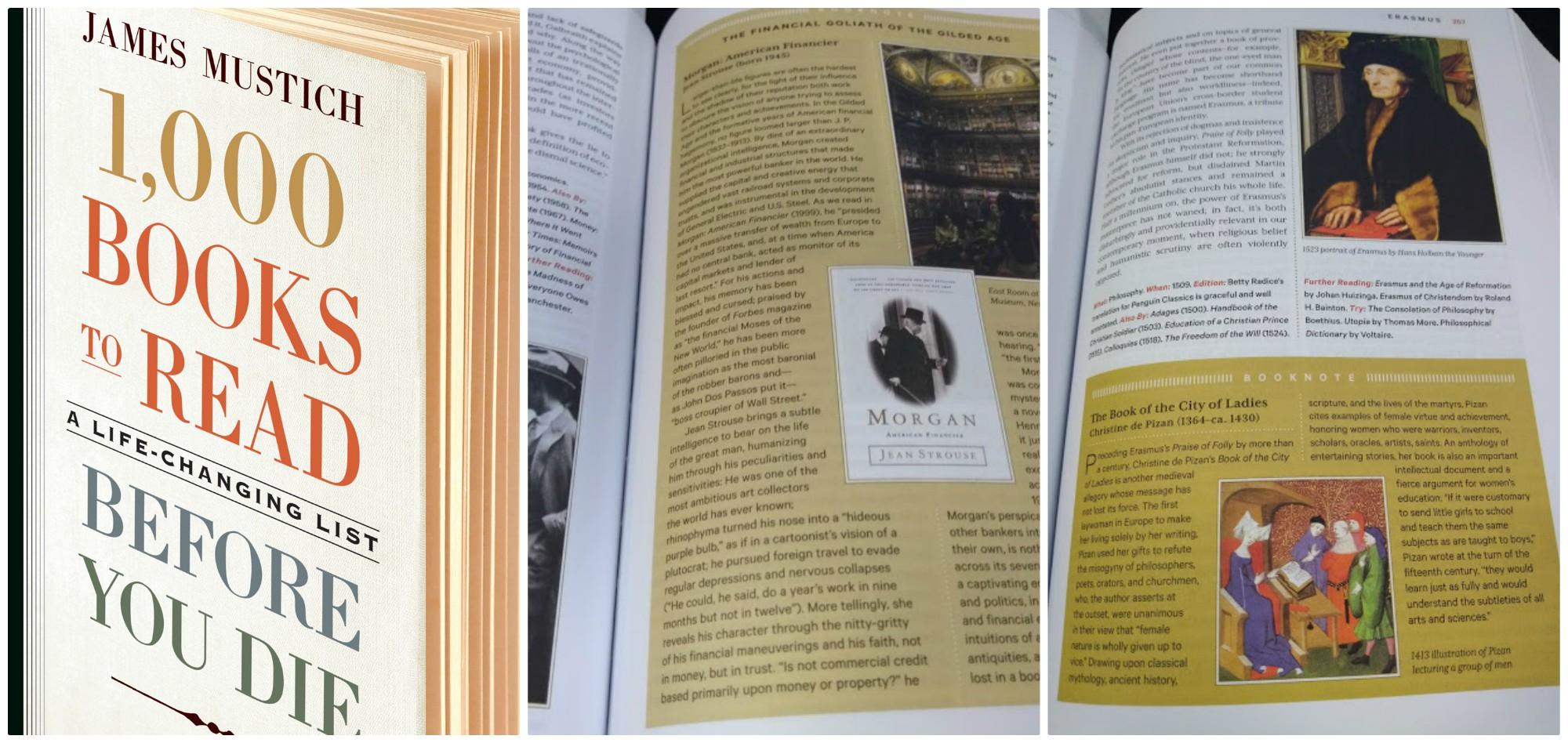 ipiccy 1001 books